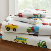 Olive Kids Olive KidsTM Trains, Planes, Trucks 4-Piece Full Sheet Set