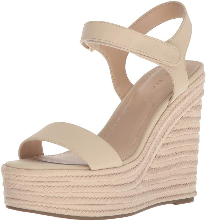 KENDALL + KYLIE Women's Grand Wedge Sandal