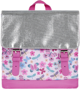 Accessorize Shimmer & Butterfly Print Backpack