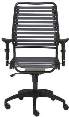 Pottery Barn Bonita High Back Swivel Desk Chair