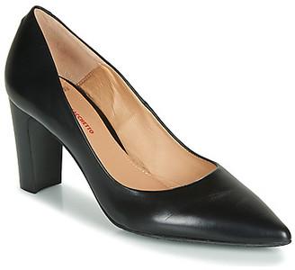 Perlato 11008-JAMAICA-NOIR women's Heels in Black