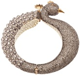Native Jewels diamond peacock bracelet
