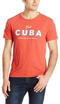 Lucky Brand Men's Visit Cuba Graphic Tee