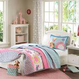 Bed Bath & Beyond Mizone Kids Crazy Daisy Coverlet Set