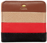 Fossil Gift PW Leather Bi-Fold Wallet