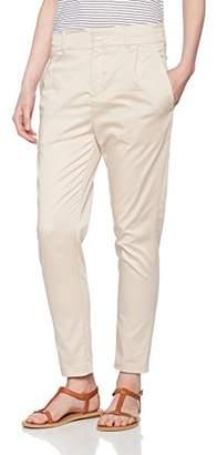 Drykorn Women's FIND 80519 171 D-Hosen Trousers, (Beige 59), 27W x 34L