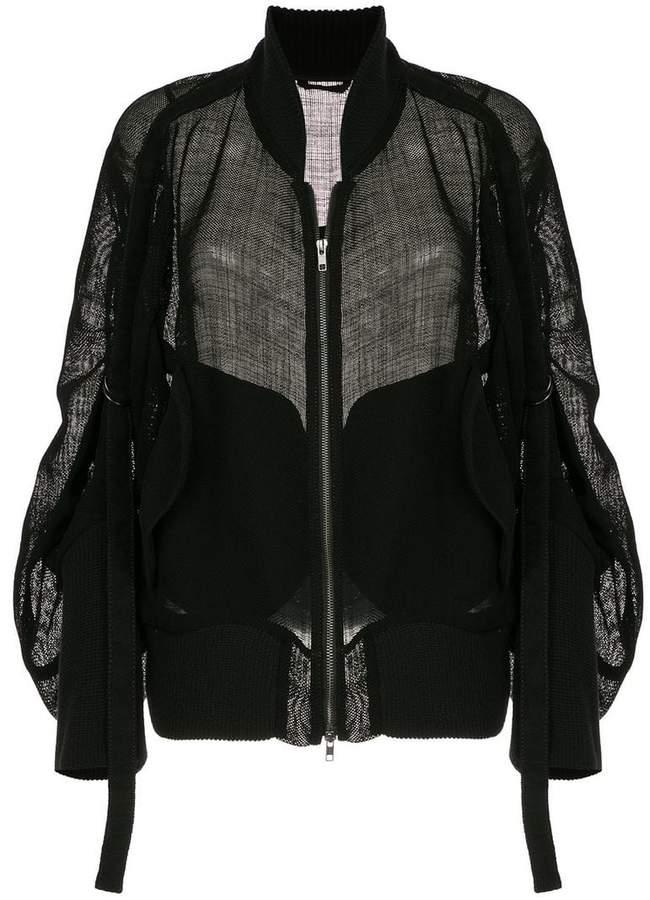 Ann Demeulemeester Bonina bomber jacket