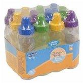 Evenflo BPA Free 12-Pack Tint Bottle 8 oz.
