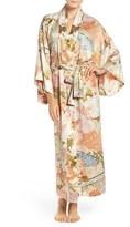 Natori Women's Yuzen Robe
