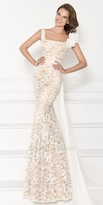 Tarik Ediz Izusa Evening Dress