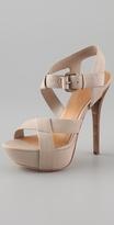 L.a.m.b. Evelyn Platform Sandals
