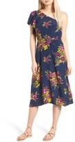 Leith One-Shoulder Dress