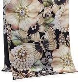 Ted Baker London Aurora Gems Garden Silk Scarf