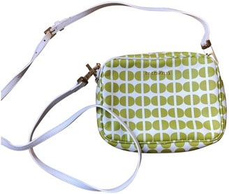 Coccinelle White Leather Handbags