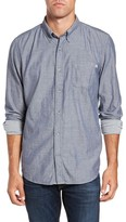 Timberland Men's Branch River Double Layer Sport Shirt