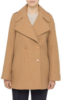 See by Chloé DOUBLE BREASTED CLASSIC COAT