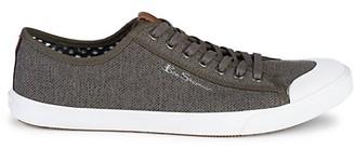 Ben Sherman Vender Script Lace-Up Sneakers
