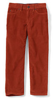Classic Boys 5-pocket Corduroy Pants-Light Cinnamon