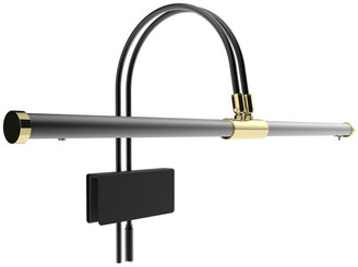 Cocoweb Adjustable LED Grand Piano Lamp, With Brass Accents
