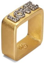 Tory BurchTory Burch MESSAGE RING