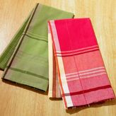 Plaid  Kitchen Towels Sets of 2