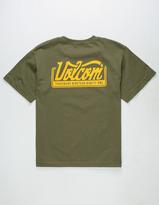 Volcom Thread Eye Boys T-Shirt