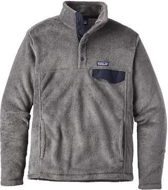 Patagonia Men's Re-Tool Snap-T Fleece Pullover