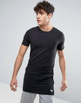 ONLY & SONS Muscle Fit Longline T-Shirt
