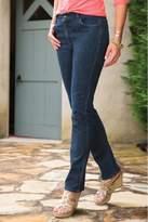 Soft Surroundings Women Lower Rise Jeans