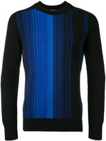 Balmain striped pullover