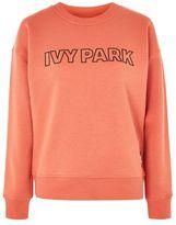 Ivy Park Silicon logo sweatshirt