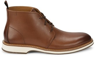 Cole Haan Morris Leather Chukka Boots