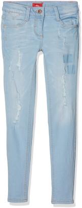 S'Oliver Girls' 66.703.71.2851 Jeans
