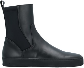 ROBERTO BOTTICELLI Ankle boots