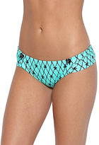 Betsey Johnson Bow Net Cheeky Hipster Bottom