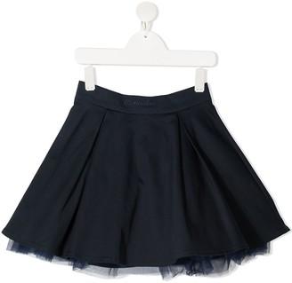 MonnaLisa A-line mini skirt