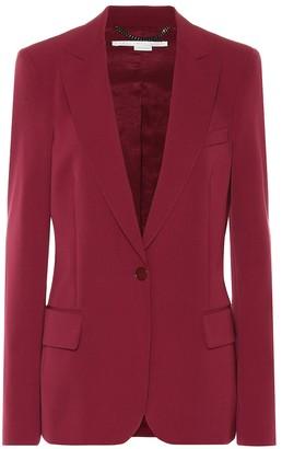 Stella McCartney Crepe blazer