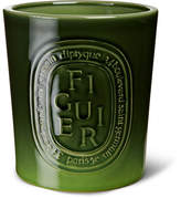 Diptyque Figuier Indoor & Outdoor Scented Candle, 1500g - White
