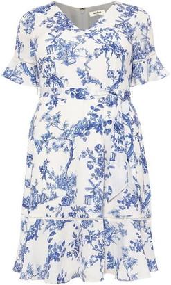 Studio 8 Ines Printed Dress