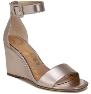 Sam Edelman Elgin Wedge Sandals Women's Shoes