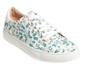 Jack Rogers Women's Rory Daisy Print Sneakers