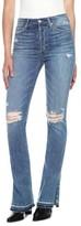 Joe's Jeans Women's Microflare Ripped Bootcut Jeans
