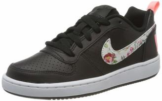 Nike Women's Court Borough Low Vintage Floral Basketball Shoes