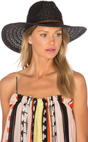 Ale By Alessandra Prescott Hat in Black.