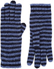 barneys new york womens striped cashmereblend gloves