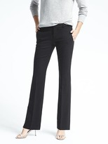 Banana Republic Logan-Fit Lightweight Wool Pant