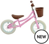 Elswick Daisy Girls Heritage Balance Bike 12 Inch Wheel