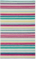 Hype Stripe Rug Pink Multi