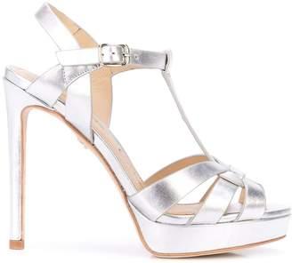 Lola Cruz high heeled sandals