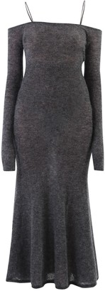 Jacquemus Maille Knitted Dress